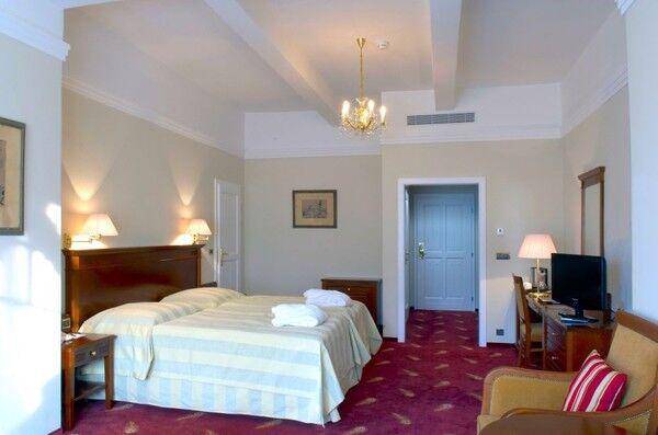 Отдых и оздоровление за рубежом Ibookmed Курорт Пьештяны Гостиница Danubius health spa resort thermia palace 5* - фото 3