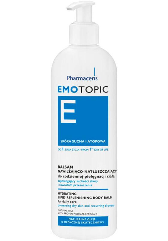 Pharmaceris Бальзам для тела увлажняющий для восполнения липидного барьера кожи (с первых дней жизни для детей и взрослых) 190мл - фото 1