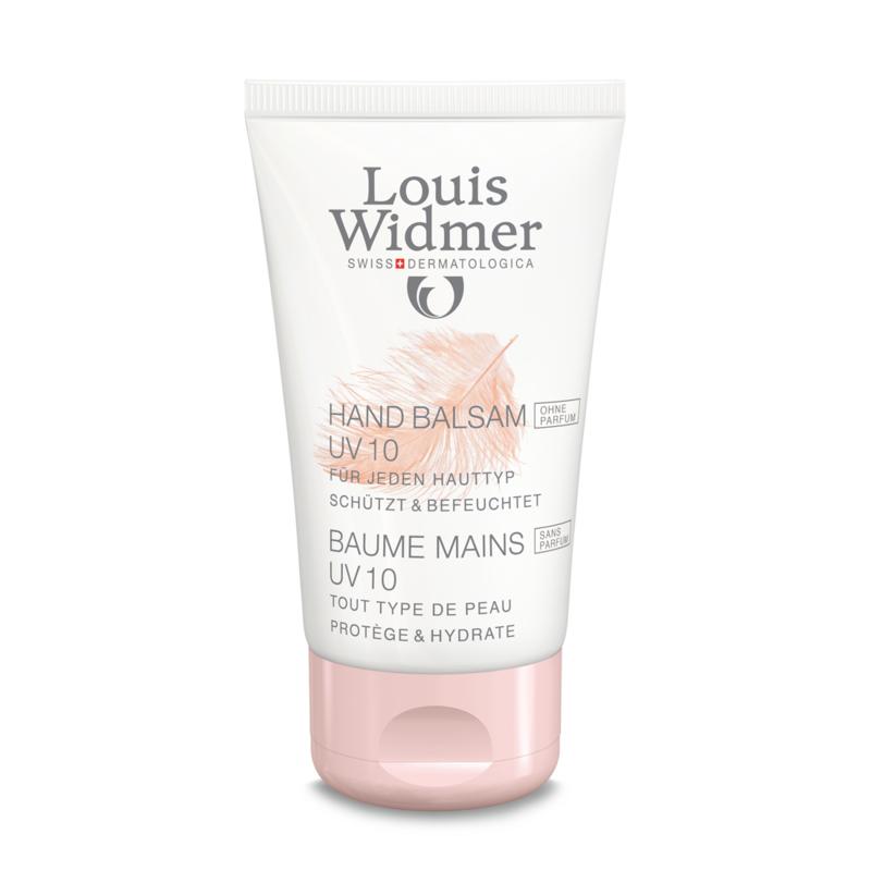 Louis Widmer Бальзам для рук защитный UV10 75 мл - фото 1