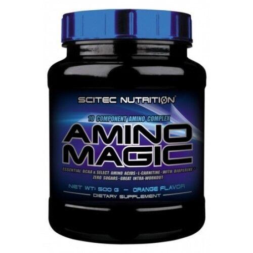 Scitec Nutrition Аминокислоты Amino Magic 500 гр. - фото 1