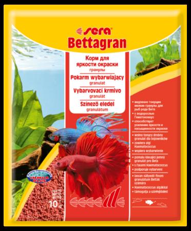 Sera Корм для рыб Bettagran - фото 2