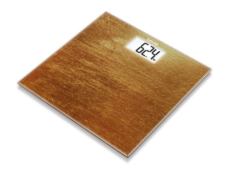 Beurer Весы напольные GS 203 Rust - фото 1