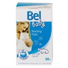 CMC Consumer Medical Care Вкладыши в бюстгальтер для кормящей матери Bel Baby Nursing Pads 30 шт - фото 1