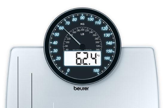Beurer Весы напольные GS 58 - фото 2