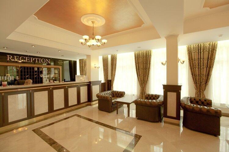 Отдых и оздоровление за рубежом Ibookmed Курорт Карловы Вары Отель Čajkovskij Palace 4* - фото 2