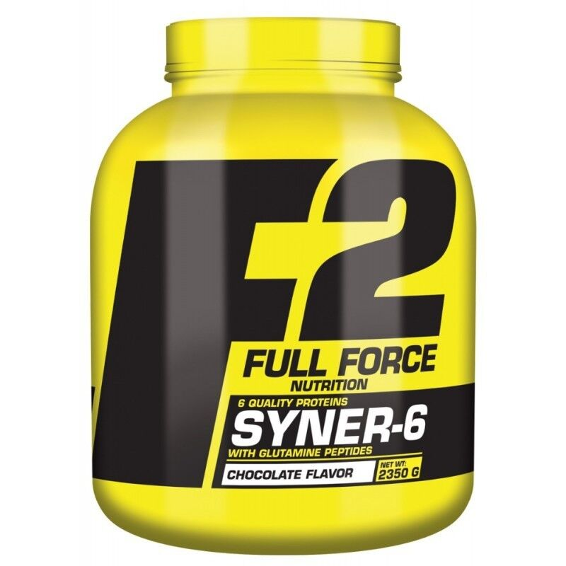 F2 Full Force Nutrition Протеин Syner- 6 2350 г. - фото 1