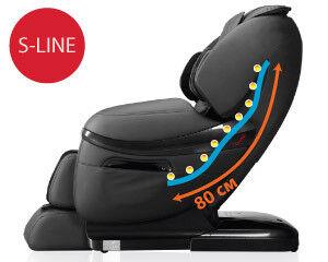Массажер Casada Массажное кресло премиум-класса SkyLiner A300 (Скайлайнер А300) - фото 3