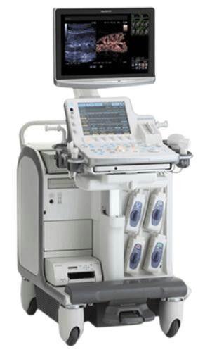 Медицинское оборудование Hitachi Aloka Ультразвуковой сканер Prosound F75 - фото 1