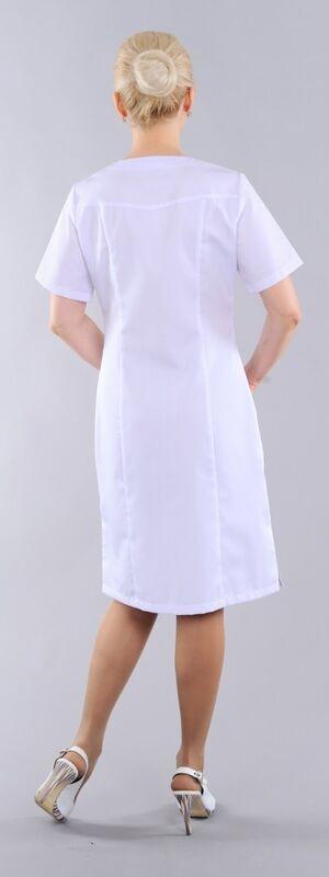 Доктор Стиль Халат медицинский женский Милана (лл2125) - фото 3