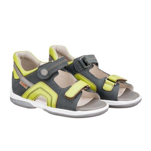 Memo Детская ортопедическая обувь Szafir 1BC - фото 1
