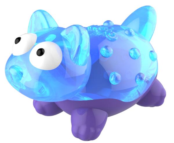 """GiGwi Игрушка для щенков """"Лиса"""" - фото 1"""