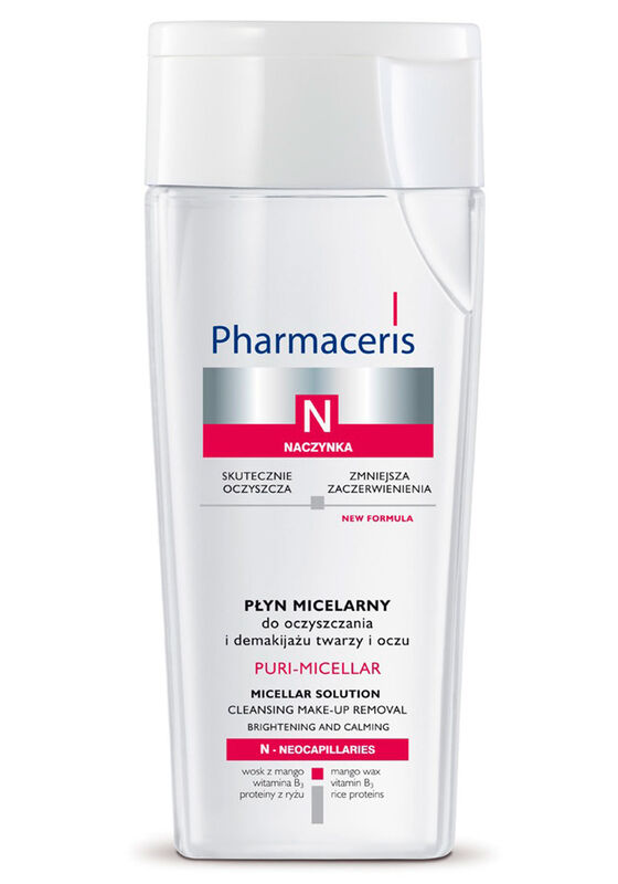 Pharmaceris Жидкость мицеллярная Puri-Micellar, 200 мл - фото 1