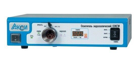 Медицинское оборудование Аксиома Осветитель эндоскопический АКСИ с ксеноновым источником света, тип 4 - фото 1