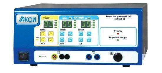 Медицинское оборудование Аксиома Электрохирургический аппарат АКСИ 9705-03 - фото 1