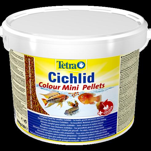Tetra Корм для рыб Cichlid Colour Mini - фото 1
