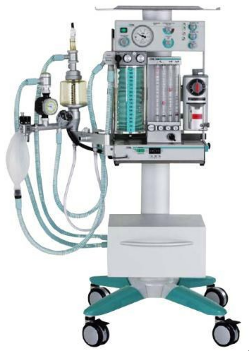 Медицинское оборудование Stephan Наркозно-дыхательный аппарат Portec - фото 1