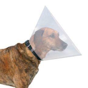 Trixie Воротник защитный «Veterinary» (M), 38-44см/20см - фото 1