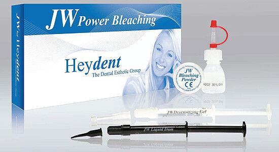 Стоматологическое оборудование Heydent Гель для лазерного отбеливания JW Power - фото 1