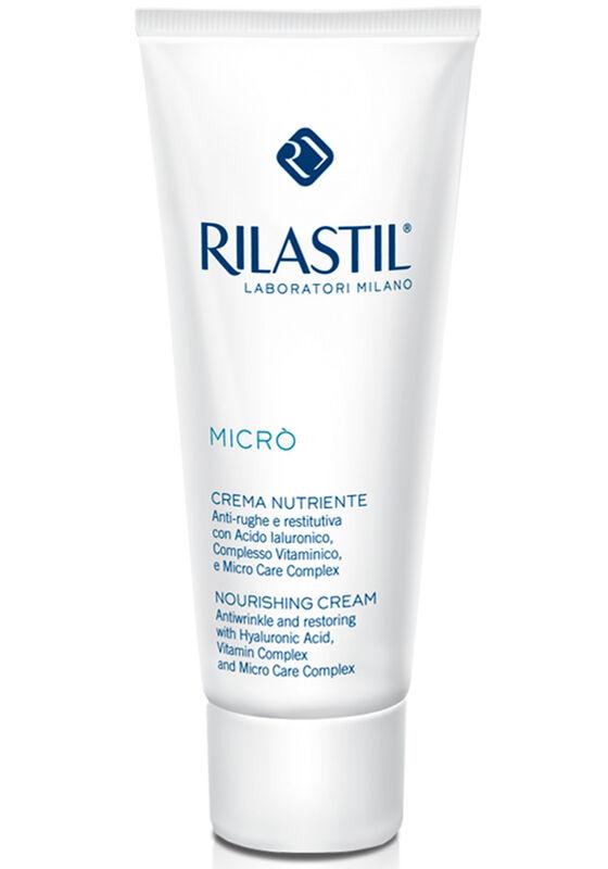 Rilastil Крем против морщин питательный восстанавливающий MICRO 50 мл - фото 1