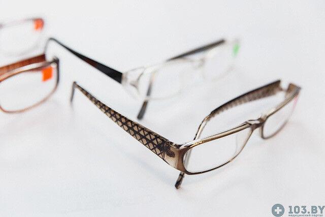 Очки Касияна Очки корригирующие в пластмассовой оправах - фото 8