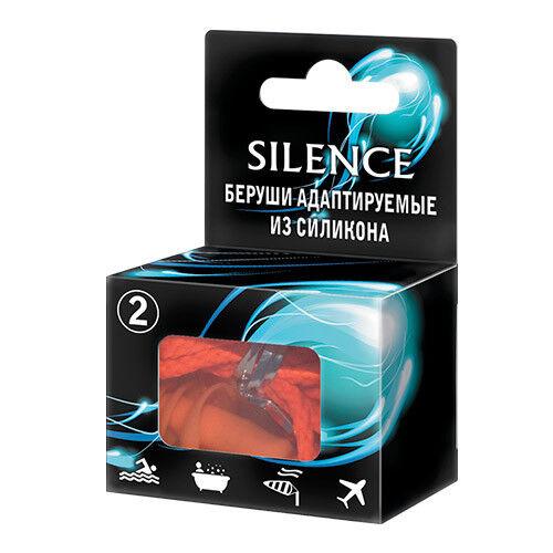 Silence Адаптируемые из силикона №2 - фото 1