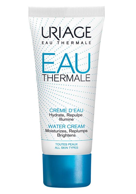 Uriage Крем для лица лёгкий увлажняющий для нормальной и комбинированной кожи EAU THERMALE CREME D'EAU LEGERE 40 мл - фото 1