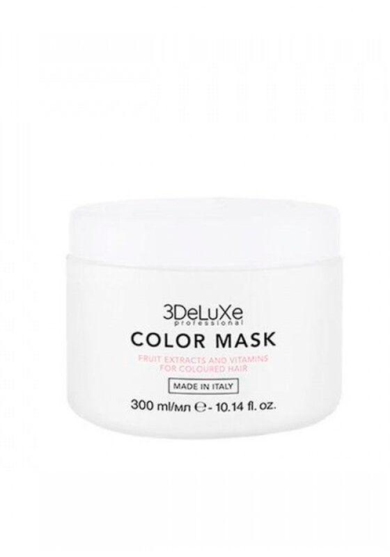3DELUXE Маска для окрашенных волос Color Mask 300 мл - фото 1