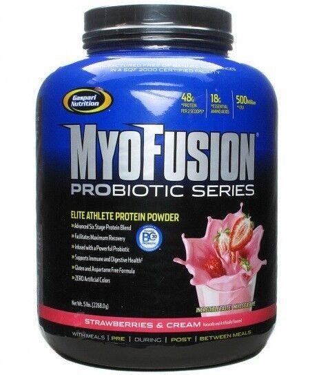 Gaspari MyoFusion Probiotic (5lb) - фото 1