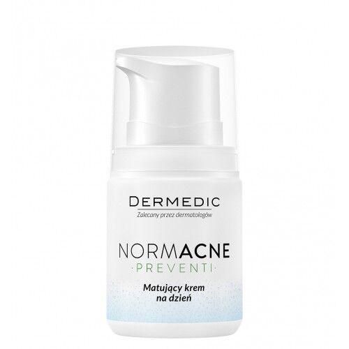 Dermedic NORMACNE дневной матирующий крем 55г - фото 1