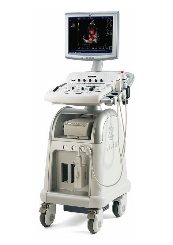 Медицинское оборудование General Electric Vivid P3 - фото 1