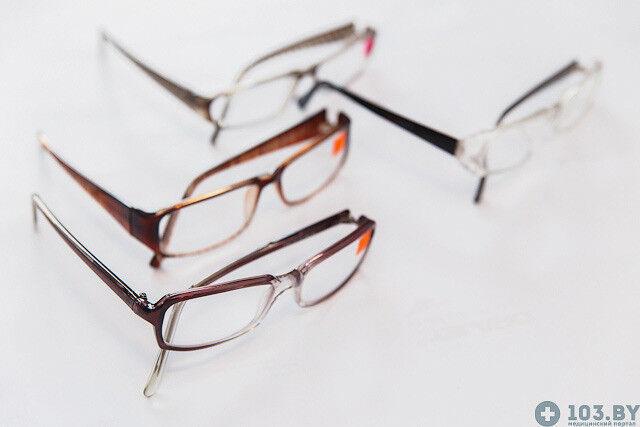 Очки Касияна Очки корригирующие в пластмассовой оправах - фото 6