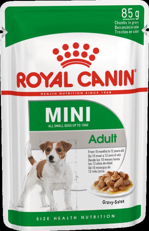 Royal Canin Mini Adult 5шт. х 85 гр. - фото 1