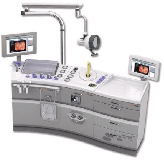Медицинское оборудование Mega Medical ЛОР-комбайн NET-600A - фото 1