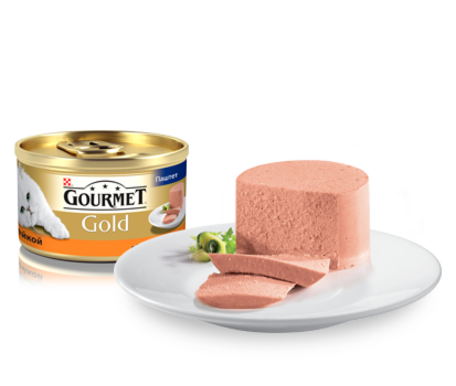 Gourmet Gourmet Gold Паштет с индейкой - фото 1
