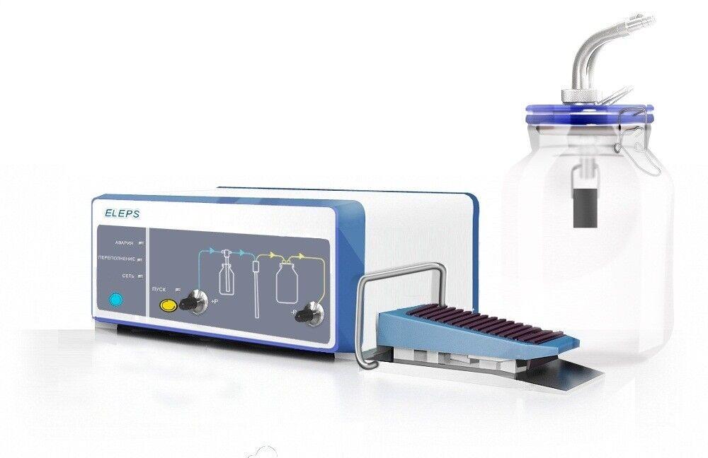 Медицинское оборудование Eleps Инсуффлятор электронный эндоскопический - фото 1