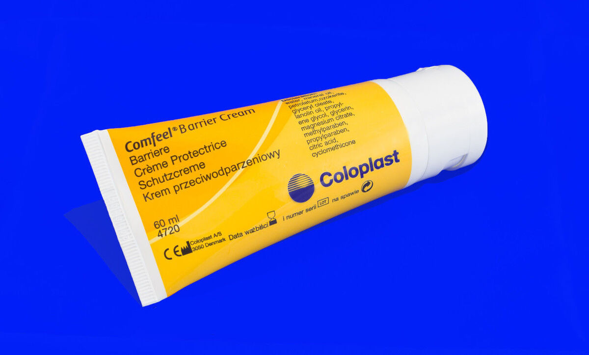 Coloplast Защитный крем для стомированных больных Comfeel Barrier Cream - фото 1