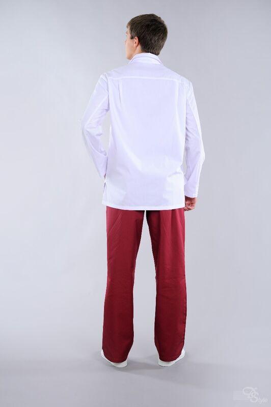 Доктор Стиль Блуза мужская Профи - фото 10