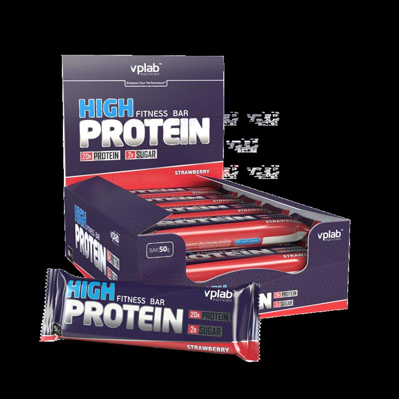 VPLab High Protein Bar, 50 гр. - фото 3