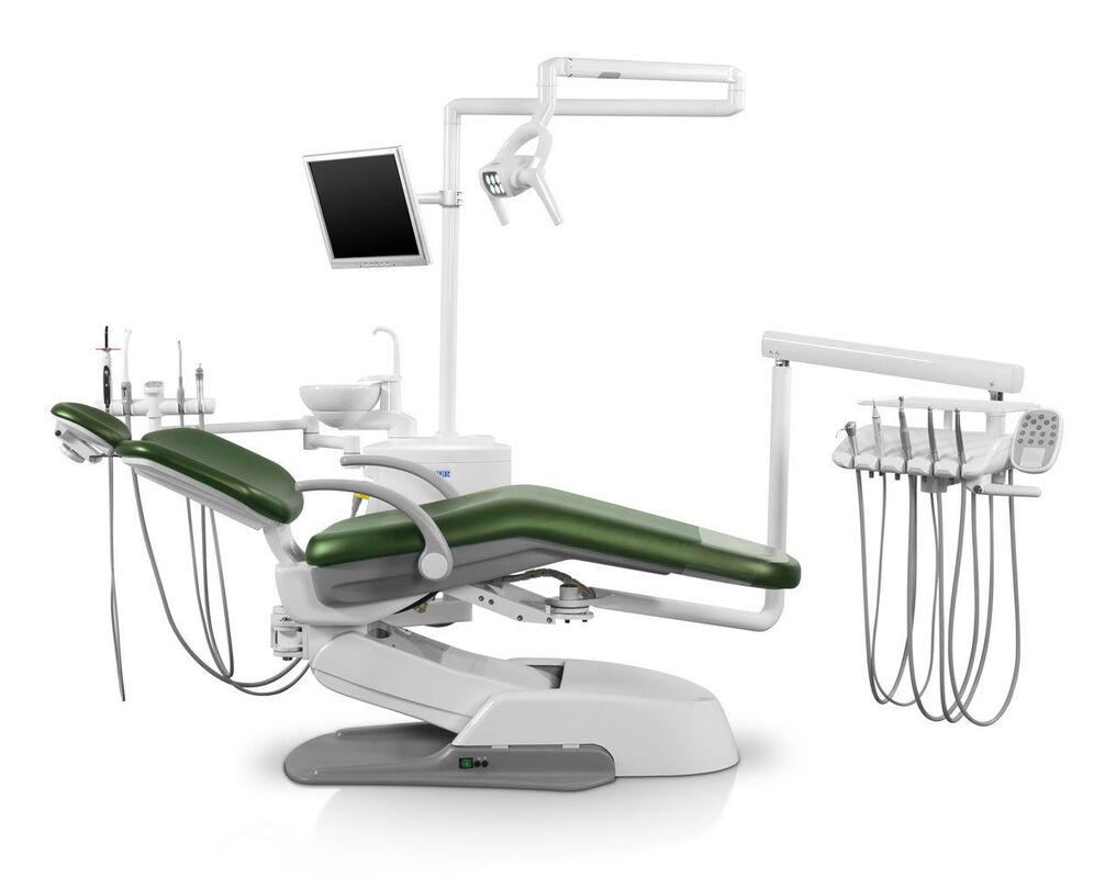 Стоматологическое оборудование Siger Стоматологическая установка U500 с нижней подачей инструментов - фото 1
