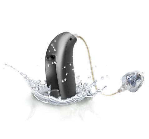 Слуховой аппарат Oticon Nera Pro miniBTE, миниатюрный - фото 1