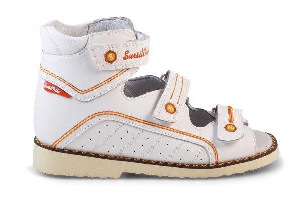 Sursil Ortho Ортопедические сандалии для девочек 15-254 - фото 2