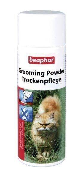 Beaphar Сухой шампунь для кошек Grooming Powder for Cats - фото 1