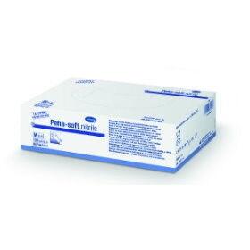 Медицинское оборудование Hartmann Перчатки смотровые нестерильные неопудренные Peha-soft Nitrile - фото 1