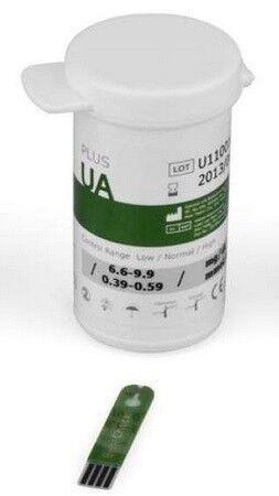 Система контроля крови General Life Biotechnology Тест-полоски для определения уровня Мочевой кислоты в крови BeneCheck - фото 1