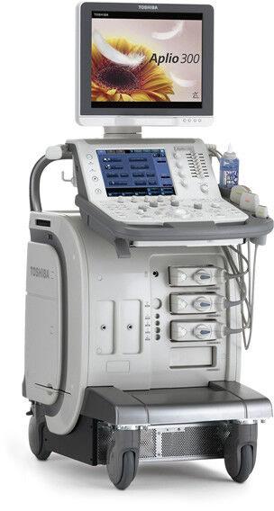 Медицинское оборудование Toshiba Aplio 300 - фото 1