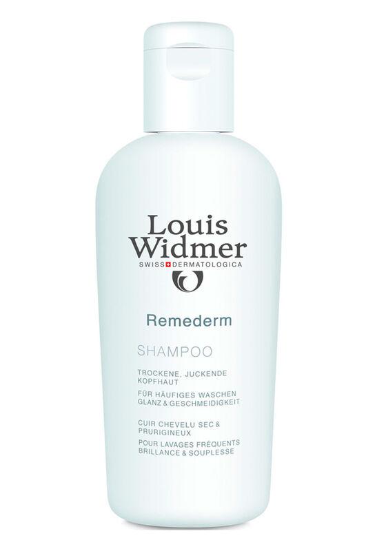 Louis Widmer Шампунь для сухой и раздраженной кожи головы Ремедерм 150мл - фото 1