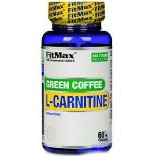 Fitmax L-Carnitine Green Coffee 90 капс - фото 1
