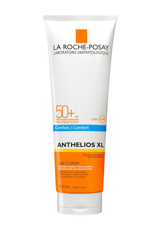 La-Roche-Posay Молочко для лица и тела ANTHELIOS солнцезащитное SPF 50+ 250 мл - фото 1