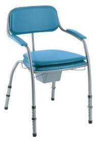 Санитарное приспособление Invacare Санитарный стул H450LA серии Omega - фото 1