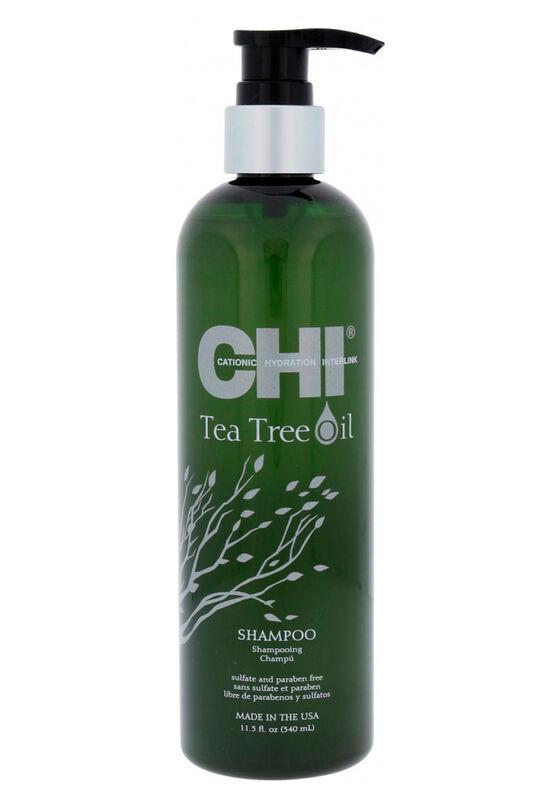CHI Шампунь для волос с маслом чайного дерева CHI Tea Tree Oil Shampoo 340 мл - фото 1